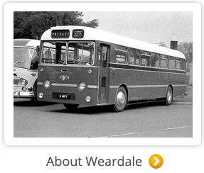 About Weardale Travel